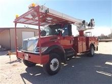 2007 International 7400SFA 4x4