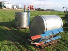 Chem Farm Saddle Tanks