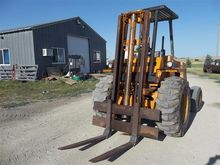 Case 585C All Terrain Forklift