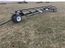 Wemhoff H-30 Header Trailer