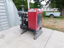 Case IH 4391T Power  Unit
