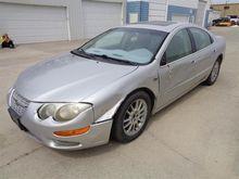 2001 Chrysler 300M 4 Door Sedan