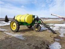 Fast Sprayers 3000 Fertilizer W