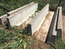 10' Concrete Bunks