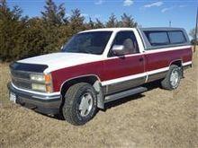 1990 Chevrolet 1500 Silverado 4