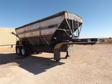 1996 Adams Dry Tender Trailer