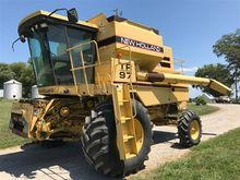 New Holland TR97 Combine