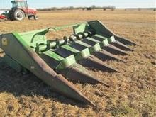 John Deere E643 Low-Tin Corn He