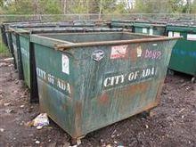 2 YD Rear Load Dumpster
