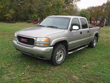2002 GMC Sierra Truck