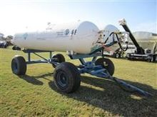 Dual Anhydrous Ammonia Tanks Wi