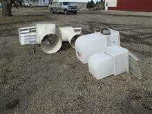 Hog Building Ventilation Equipm