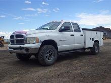 2004 Dodge Ram 3500 Laramie Qua