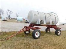Liquid Fertilizer Tanks on High