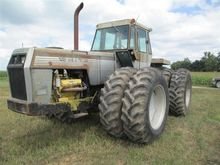 1978 White 4-210 4WD Tractor
