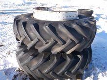Coop 18.4 - 34 Tires & Rims