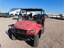 2009 Honda Big Red MUV700 4X4 U