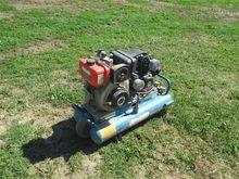 2007 PUK6008DE Diesel Air Compr