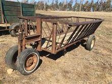 Shop Built Hay Rack/Feeder
