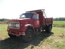 1971 GMC Dump Truck