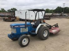 1988 Ford 1320 Utility Tractor