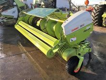 Claas 380 Pick Up Hay Head