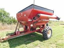 Brent/Unverferth 472 Grain Cart