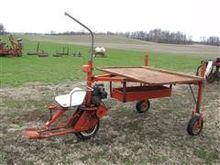 Weber Weeder 3 Wheel Cart
