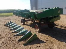 1995 John Deere 653A Row Crop H