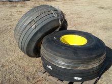 John Deere Rims Titan Tires