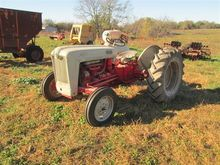 1954 Ford Model NAA 2WD Tractor
