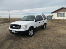 2007 Ford Expedition 4 Wheel Dr