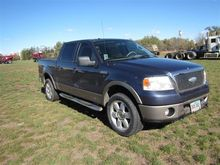 2006 Ford F150 4x4 Crew Cab Pic