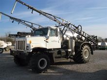 1995 International Sprayer Truc