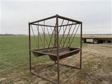 Used Hay Feeder in A