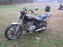 1981 Kawasaki LTD 440 Motorcycl
