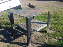 Bench/Welding Table