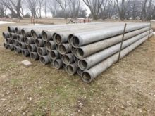 10x30 Gated Irrigation Pipe