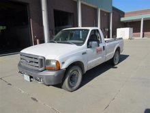 2000 Ford F250 4x4 Pickup