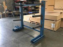 Shop Built Steel Rack
