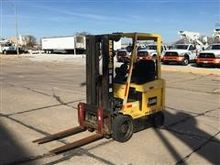 Used 1995 Hyster E50