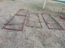 Homemade Gates