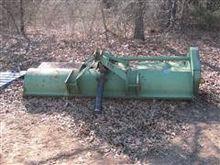2001 John Deere 390 Flail Mower