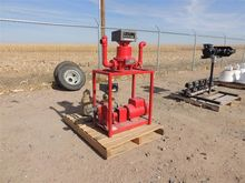 Pump and Metering System