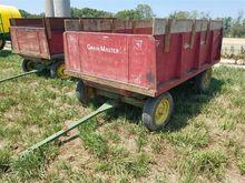 Grain Master Grain Wagon