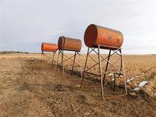 Used Fuel Tanks & St