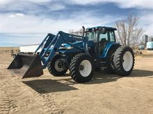 1996 Ford New Holland 8970 MFWD