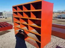 Behlen Mfg Steel Storage Shelvi