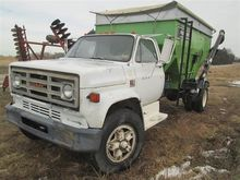 1985 GMC 7000 Grain Truck With