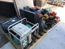 Generators & Air Compressor